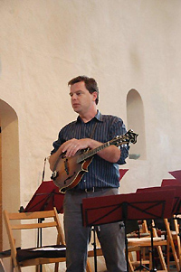 Brian Oberlin, Mandolin Instructor